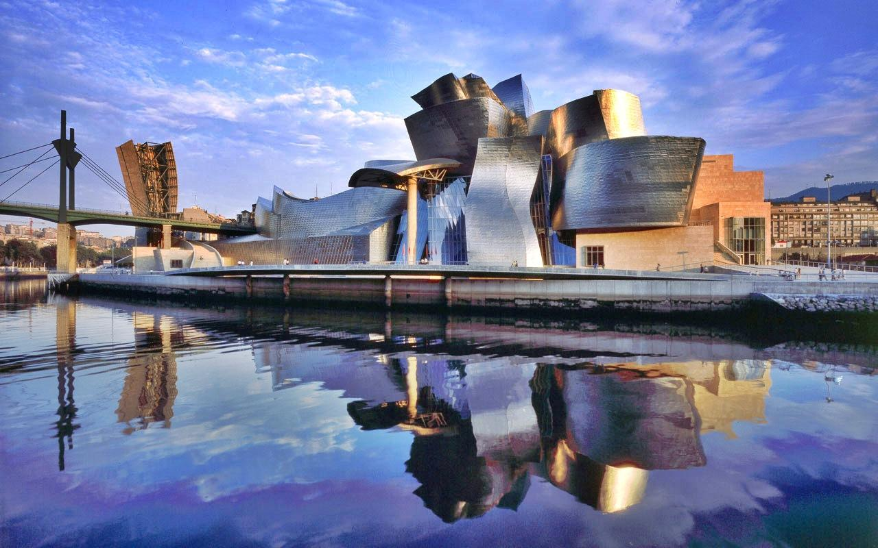 Art and Soul - The Guggenheim Museum - Bilbao | HOT Properties Magazine Archive thumb image