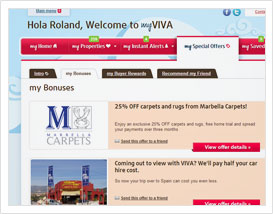 Your myVIVA Offers