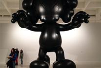 Toys go large at KAWS' 'Final Day' exhibition in Málaga