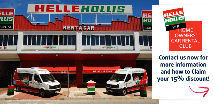Helle Hollis Car Rental Home Owners´ Club   hero image