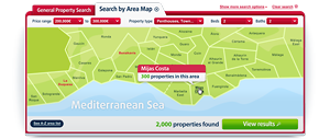 Property Search Widget