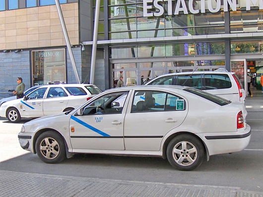 Costa del Sol Transport | Taxis on the Costa del Sol thumb image