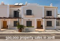 Half a million properties to have been sold in Spain by the end of 2018